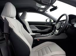 lexus rc f how many seats lexus rc coupe review 2015 parkers