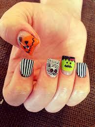 Halloween Nail Art Pumpkin - 65 halloween nail art ideas nenuno creative