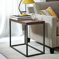 West Elm Bedside Table Bar Harbor Narrow White Bedside Table Bedroom Furniture Narrow