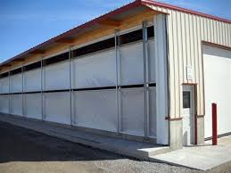 Livestock Barns Buy Agricultural Livestock Barn Curtain System Manual U0026 Automated