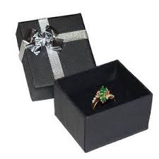 tie box gift lot of 24 boxes black ring boxes bow tie gift box jewelry box