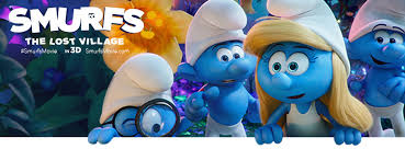 smurfs the lost village wallpapers smurfs the lost village movie review pink ninja blogger