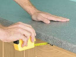 how to install a countertop how tos diy cut edge with a jig saw
