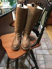 ugg boots womens tularosa chestnut lace up ugg australia s lace up knee high boots ebay