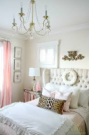 Pink And Gold Bedroom by Christmas Home Tour Holiday Home Showcase 2016
