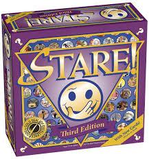 amazon com stare board game 3rd edition toys u0026 games