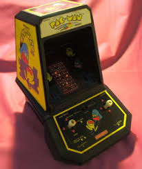 1981 coleco midway official mrs pacman table top thetoystalker