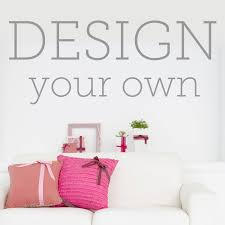 Wall Stickers Design Your Own Home Design Inspirations - Wall sticker design your own