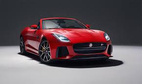 jaguar j type 2018 jaguar f type revealed with new led headlights hood mounted