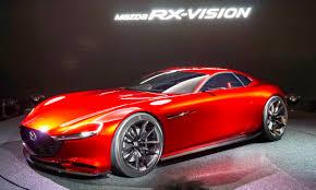 nissan mazda 2015 2015 tokyo motor show mazda rx vision autonxt