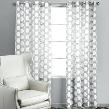 White And Navy Curtains Enchanting Grey Patterned Curtains And Gray And White Patterned