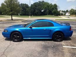 2000 blue mustang 2000 ford mustang v6 153k clean mustangforums com
