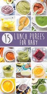 meal plans best of u2014 baby foode adventurous recipes for babies