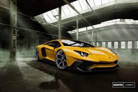 Lamborghini Aventador Sv - lamborghini aventador sv vossen x novitec nv1 vossen