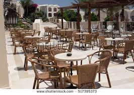 outdoor cafe table and chairs cafeteria outdoor cafe tables chairs outdoor stock photo download