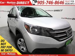 honda crv 2014 canada used silver 2014 honda cr v for sale car nation canada direct