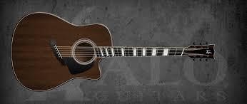 fanned fret 7 string halo fanned fret acoustic guitars 6 string and 7 string models