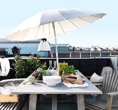 sonnensegel balkon ikea sonnenschirm samsö ikea bild 4 living at home