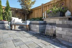 Patio Stones Kitchener Patio Pavers For Modern Landscape Designs Unilock