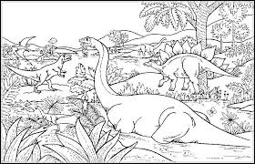 dinosaur coloring pages u2013 art valla