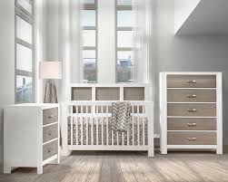 Modern Convertible Crib Natart Rustico Moderno Convertible Crib And Chest N Cribs