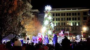 montgomery moments rockville town square tree lighting youtube
