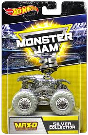 maximum destruction monster truck videos amazon com wheels monster jam 25th anniversary collection max