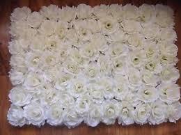 wedding backdrop manufacturers uk premium ivory roses flower wall panel wedding background backdrop