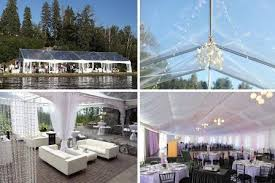 outdoor tent wedding special event rentals creates outdoor tent weddings