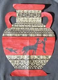 How To Read Greek Vases Here Are A Few Types Of Greek Vases The Athenians Did A Lot Of