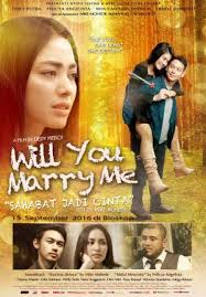 poster film romantis indonesia film will you marry me drama romantis indonesia terbaru