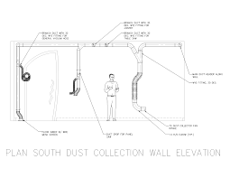 dust collector system layout strategeries the art of woodshop design
