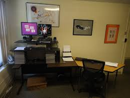 Stand Up Desk Diy by Diy Standup Desk Stand Up For Ergonomics