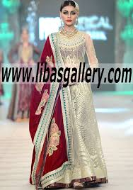 anarkali collection 2015 by top most famous pakistani designer