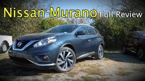 nissan murano mpg 2017 2017 nissan murano full review s sv sl platinum u0026 hybrid