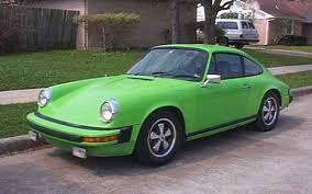 1974 lime green paint code rennlist porsche discussion forums