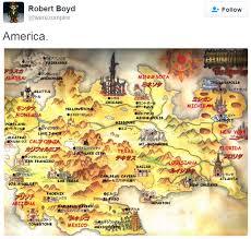 chicago map meme pretty big map for a from 97 jeb bush s america gun