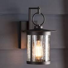 outdoor wall lantern lights outdoor wall lighting barn lights you ll love wayfair