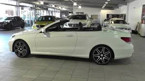 mercedes e400 cabriolet amg sport plus mercedes e400 amg sport plus auto u45570