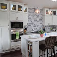 Painted Shaker Kitchen Cabinets Kitchen Cabinet Finishes Paint Colors U0026 Stain Options