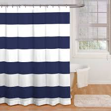 Bed Bath And Beyond Tree Shower Curtain Navy Blue Shower Curtain Curtains Decoration