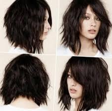 quelle coupe pour cheveux pais coiffure moderne cheveux mi tendances été 2017