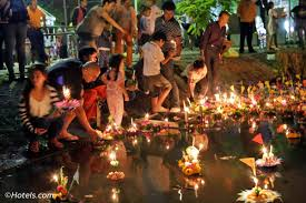 Festival Of Lights Thailand Loy Krathong Festival November 23 2018 Phuket Festivals U0026 Events