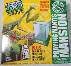 backyard safari praying mantis outdoor furniture design and ideas