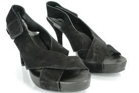 pedro garcia sandals pedro garcia libby mid heel crisscross suede