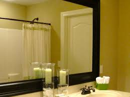 Bathroom Frameless Mirrors Bathroom Mirror For Bathroom 23 Frameless Mirror Bathroom Mirror