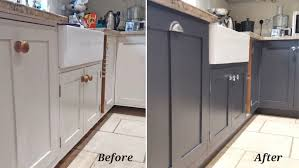 kitchen cabinets color change how to change kitchen cabinet color houszed