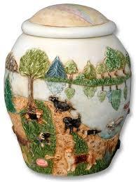 dog urns rainbow bridge dog urn large