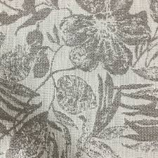 home decor fabrics by the yard oaks tropical pattern woven upholstery fabric by the yard 6 colors