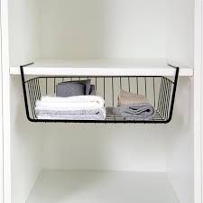 Black Bathroom Storage Creative Simple Bathroom Storage Finishing Rack Black White